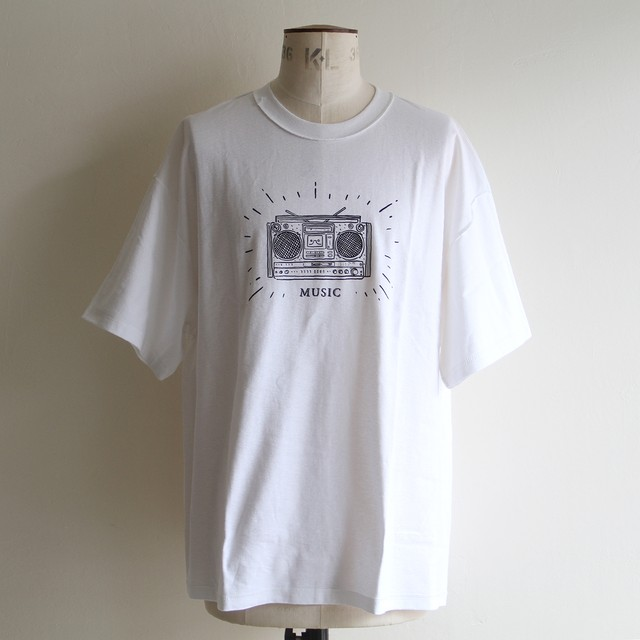 is-ness music【 mens 】chillout tee