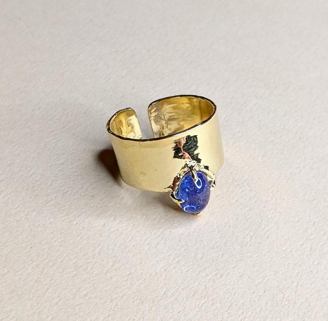 タンザナイト リング | Tanzanite Ring