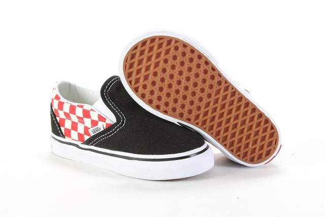 ベビー VANS  Classic Slip-On (Little Kid/Big Kid)