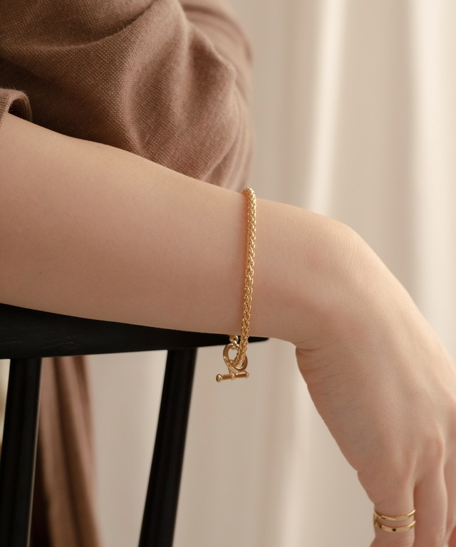 Narrow Chain Bracelet