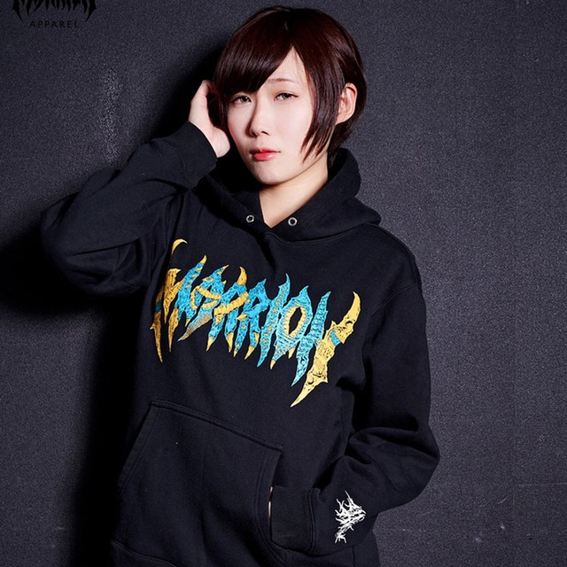 MONSTER MARRION HOODIE【裏起毛】