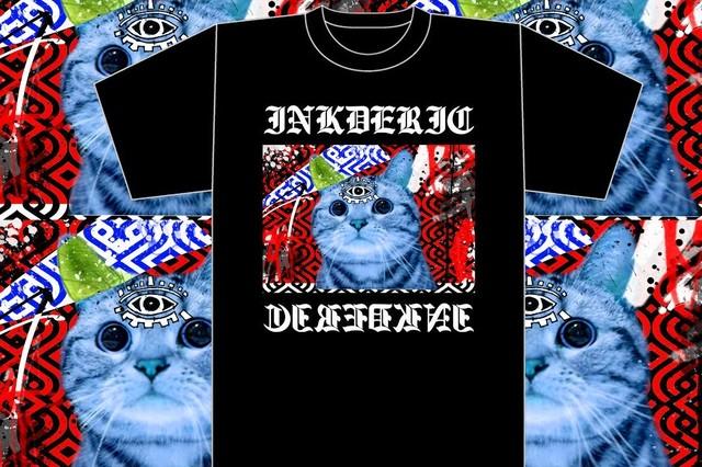 悟り猫Tシャツ