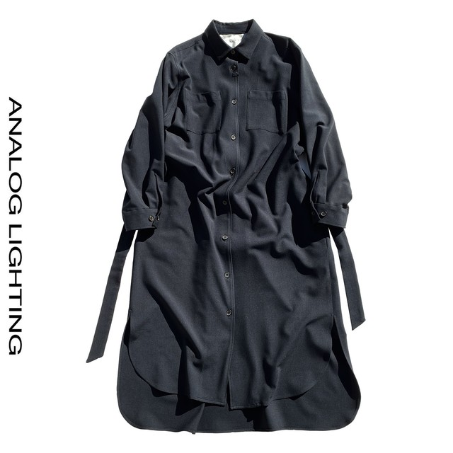Coat Dress/NAVY