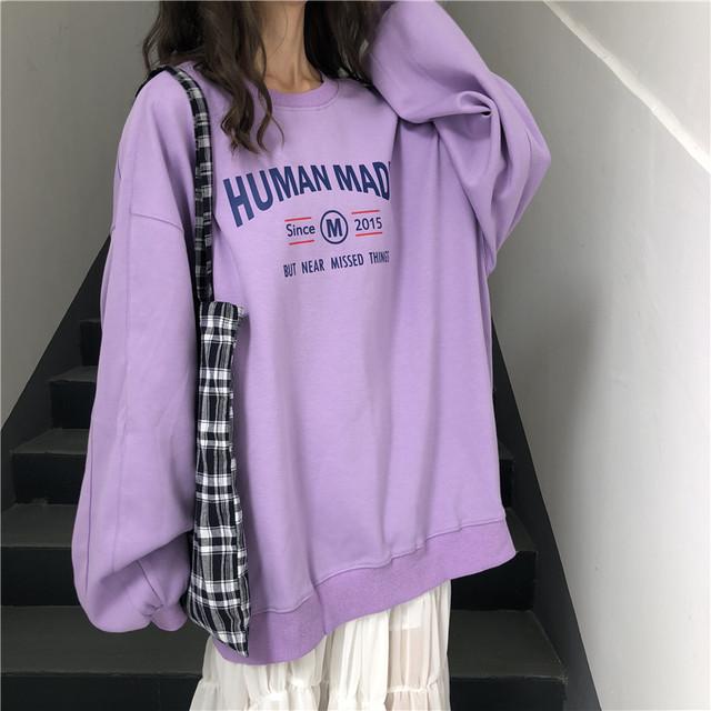 HUMAN MADE薄手スウェット(全4色) / HWG112