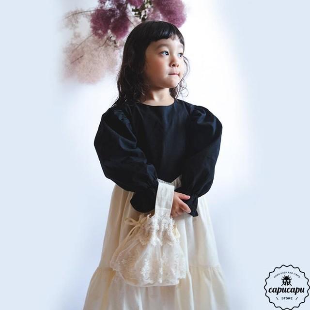 «予約» lace bag