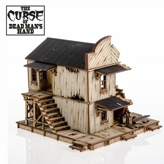 【予約商品】Cursed House 4 28S-DMH-129