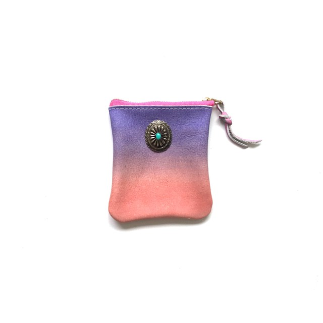 travel mini purse -gradation-