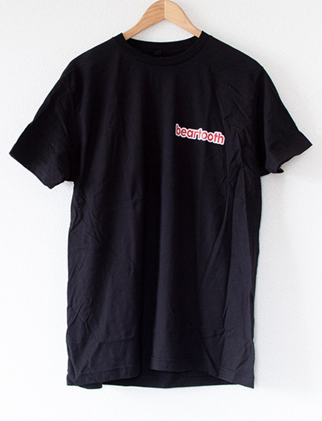 ※Restock【BEARTOOTH】Mountain T-Shirts (Black)