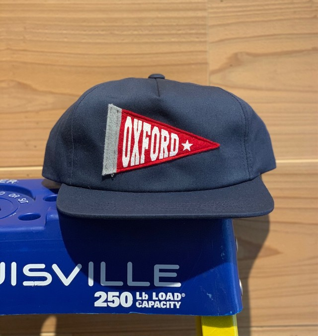 OXFORD PENNANT Navy Cap