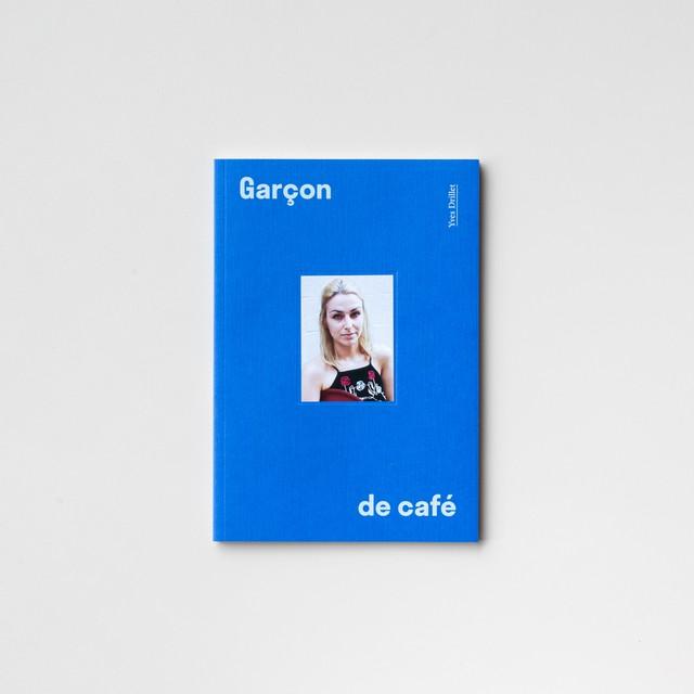 Garçon de Café by Yves Drillet