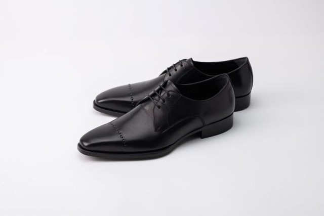 ORG-010 BLK <derby stralght decorations>