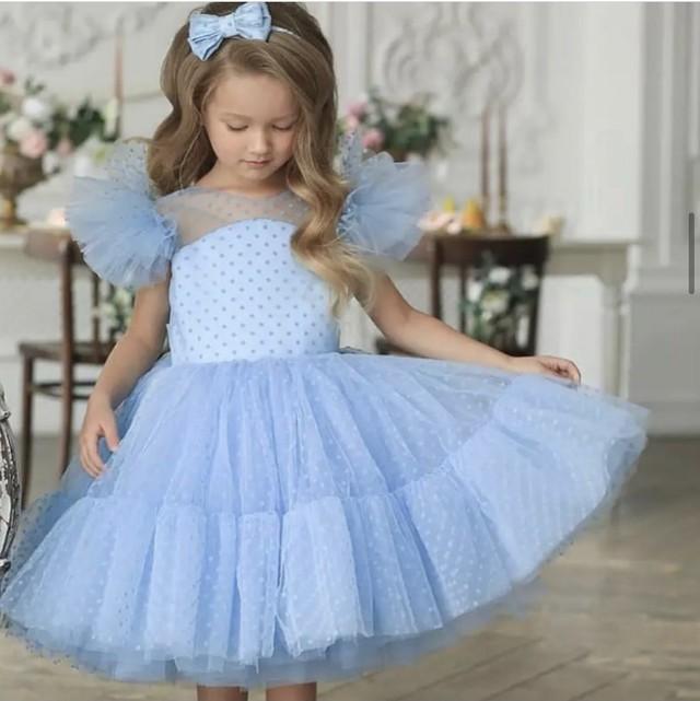 商品番号1171 ドット柄ドレス