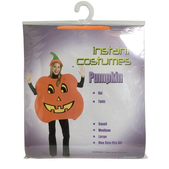 コスチューム パンプキン かぼちゃ ハロウィン