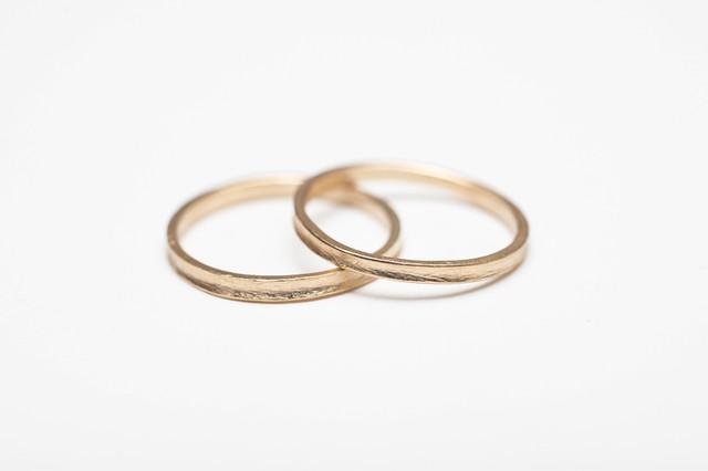 u shape ring