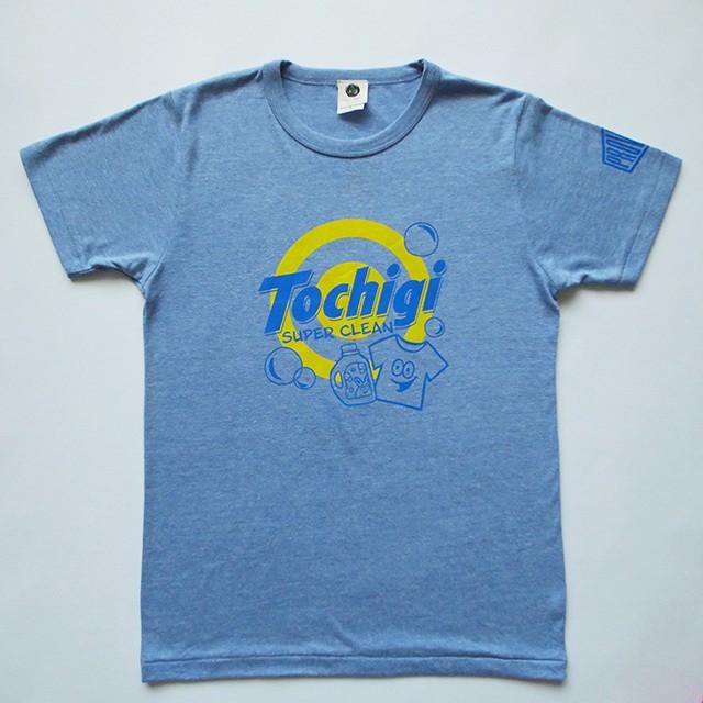 Tシャツ ランドリー ヴィンテージヘザーブルー
