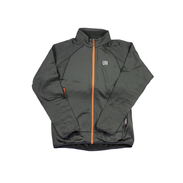 NEW UN2000 Fleece Jacket / charcoal