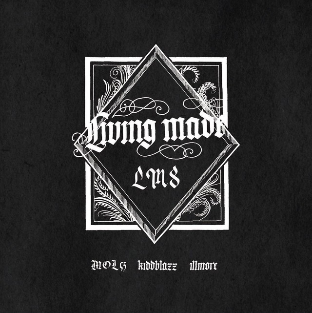 LIVING MADE / LMS 2nd EP with illmore (CD)