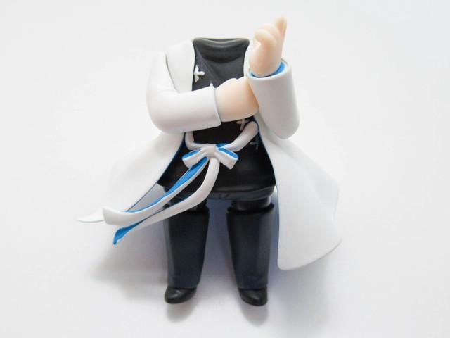 【1224】 神宮寺寂雷 体パーツ 白衣 ねんどろいど
