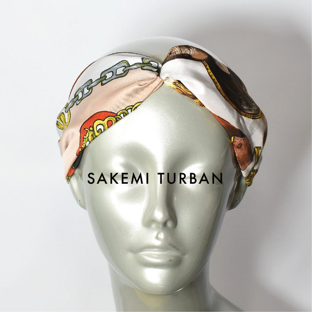 SAKEMI TURBAN / No,10102-2 #3