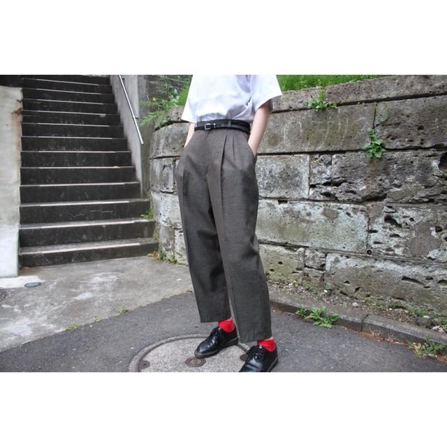 Vintage tapered slacks