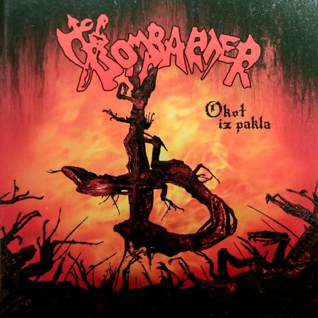 BOMBARDER『Okot iz pakla』CD