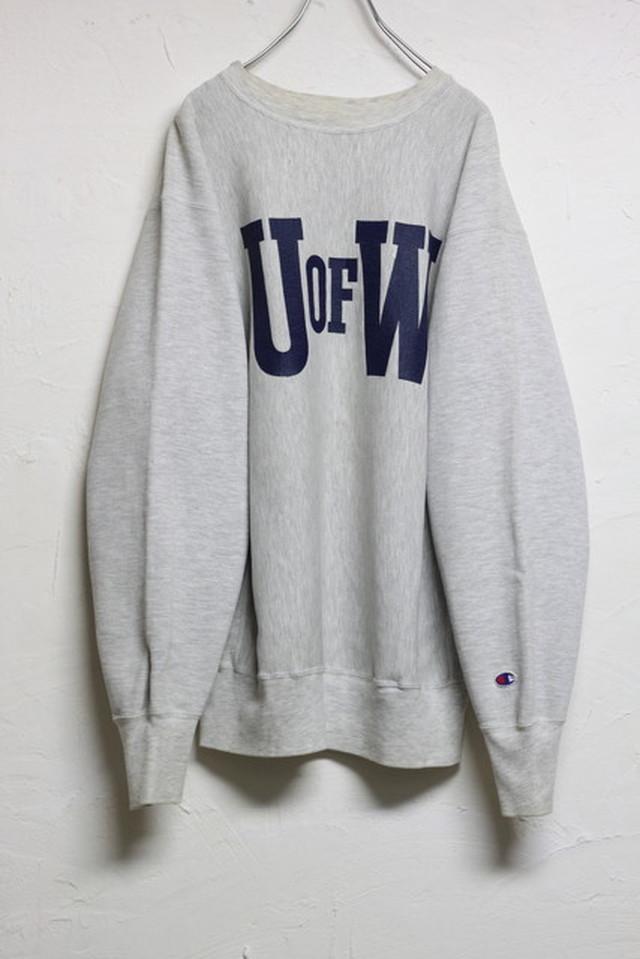 90's Champion ワシントン大学カレッジスウェット
