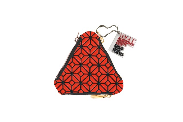 "【VOGUE FASHION NIGHT OUT 2018限定チャーム付】iT YUCASi x EYL ""UROKO "" COIN CASE / Shu RED"