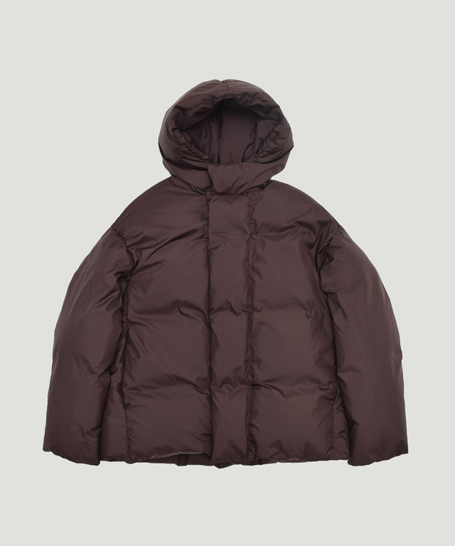OAMC Lithium Down Jacket Brown OAMP443601