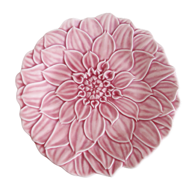 Dahlia plate / ダリア プレート 22cm