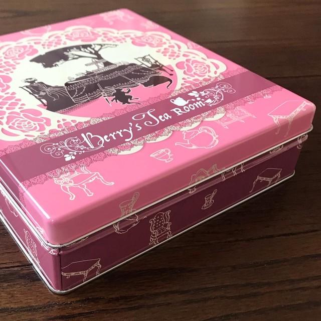 【オリジナル缶入り】ミニティーバッグ24袋(各1個入)