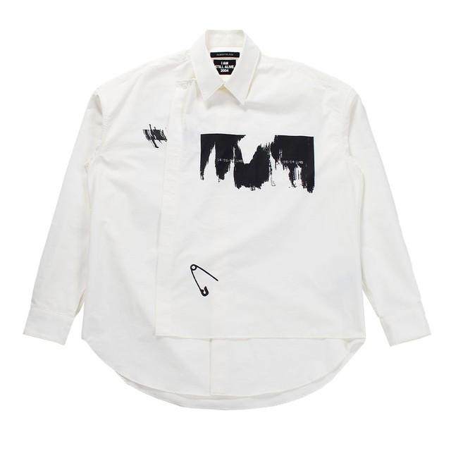 ALMOSTBLACK White Shirt