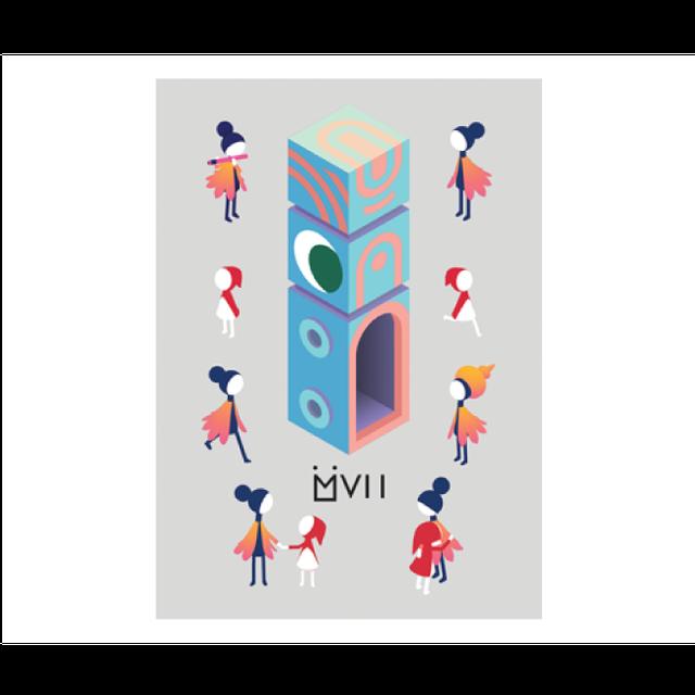 【Monument Valley 2(モニュメント・バレー 2)】ステッカーパック - メイン画像
