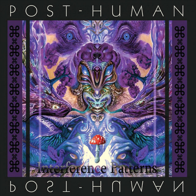 POST-HUMAN『Interference Patterns』CD