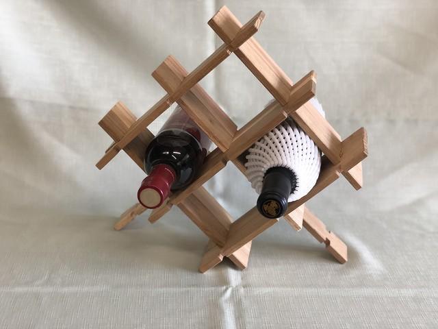 [NEW]いちのへ手技工芸館|木組みブロック