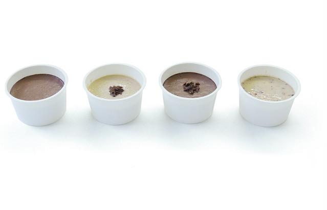 SOY CoolCreamCup ソイクールクリームカップ4個セット raw chocolate