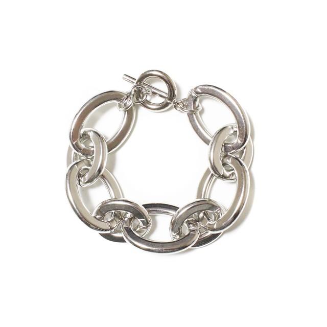 Oval Chain Bracelet オーバルチェーンブレスレット
