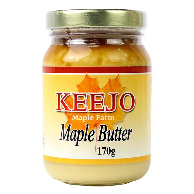 KEEJOメープルバター 170g
