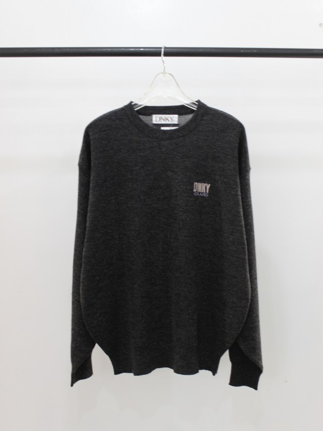 Used DKNY Logo knit