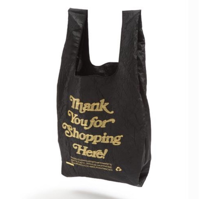 OPEN EDITIONS(TOTE-Shopping Here Gold)