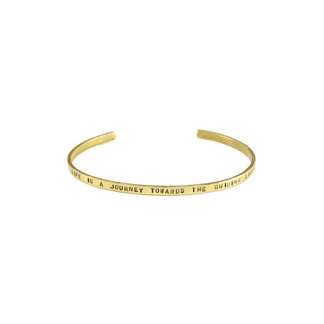 GAIJIN MADE JRNY BANGLE