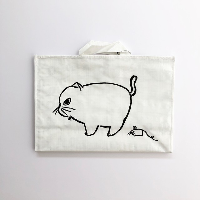 山鳩舎 Yamabatosha Vinyl BAG Cat:SY003