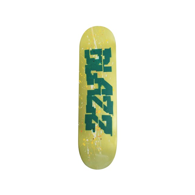 ZZSB ARTSESSION05 DECK03 (8.25) [GOLD/GREEN]