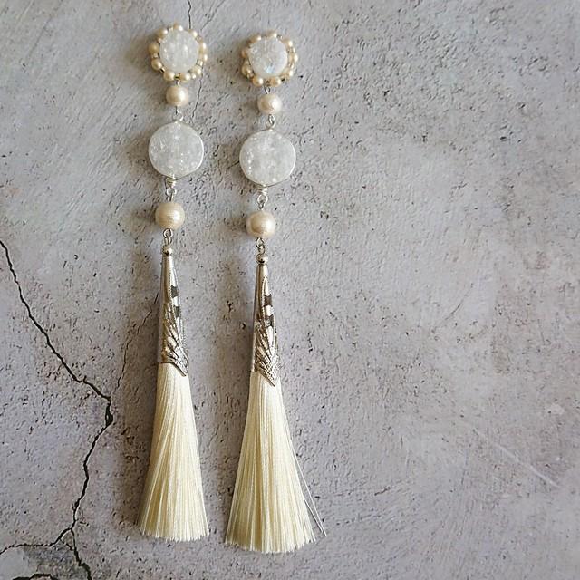 Tassel Long Ear Jewelry