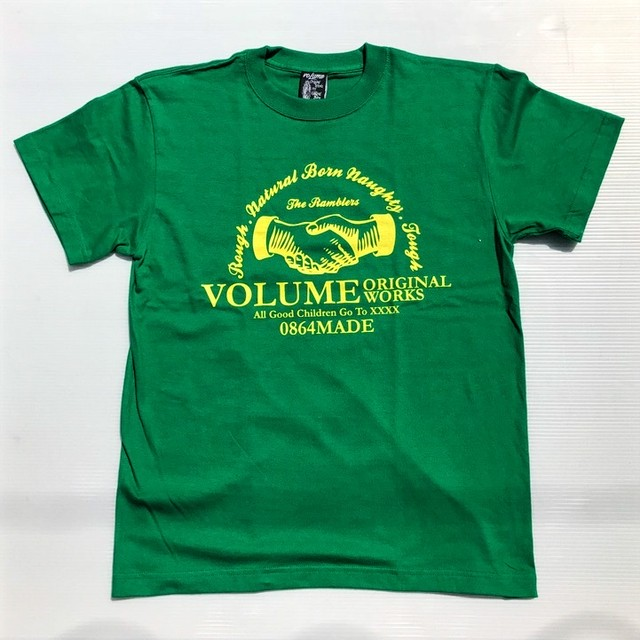 VOLUME ORIGINAL / SHAKING HANDS Tee