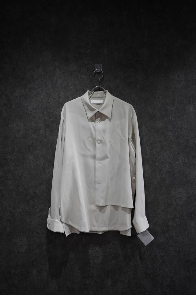 ETHOSENS half design shirt