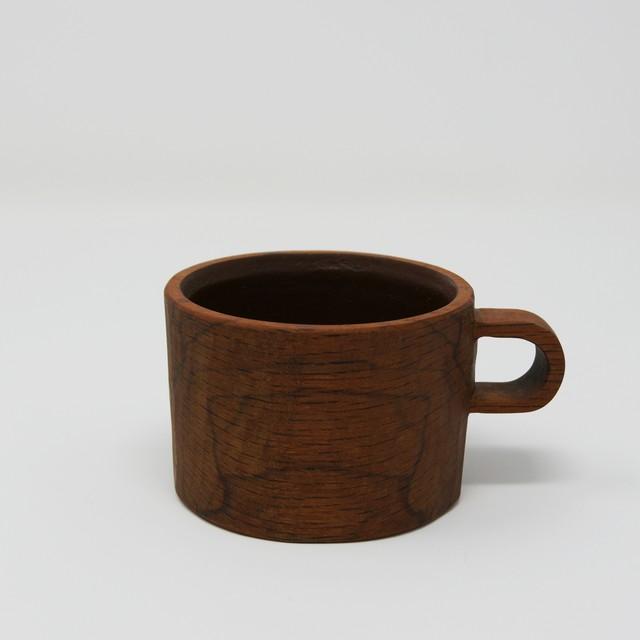 たま木工 マグカップ オキナワウラジロガシ