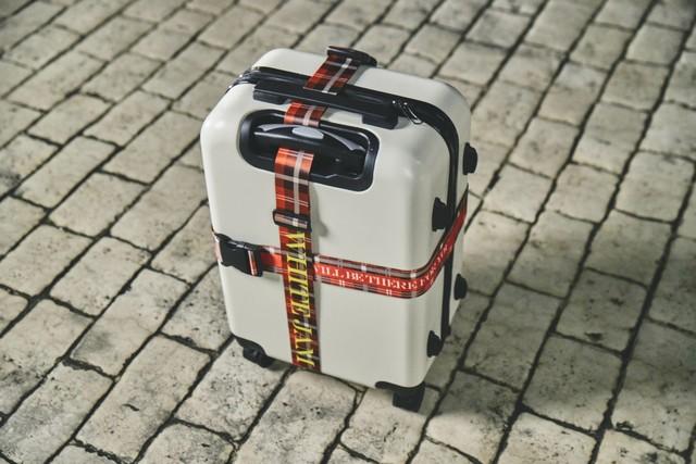 "Suitcase belt ""9"""