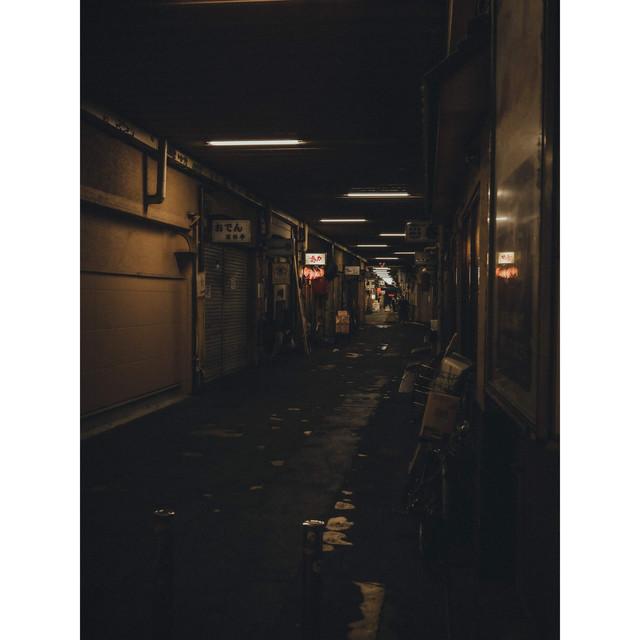 Night Order #28 / 高円寺