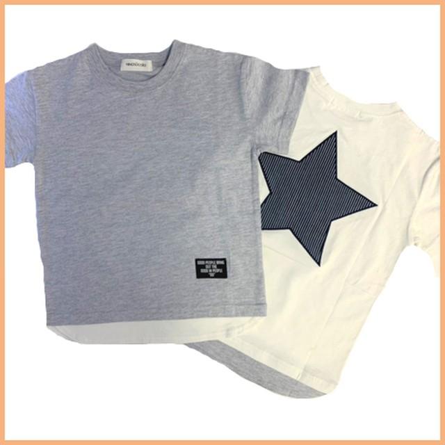 星ビッグシルエットTシャツ23592