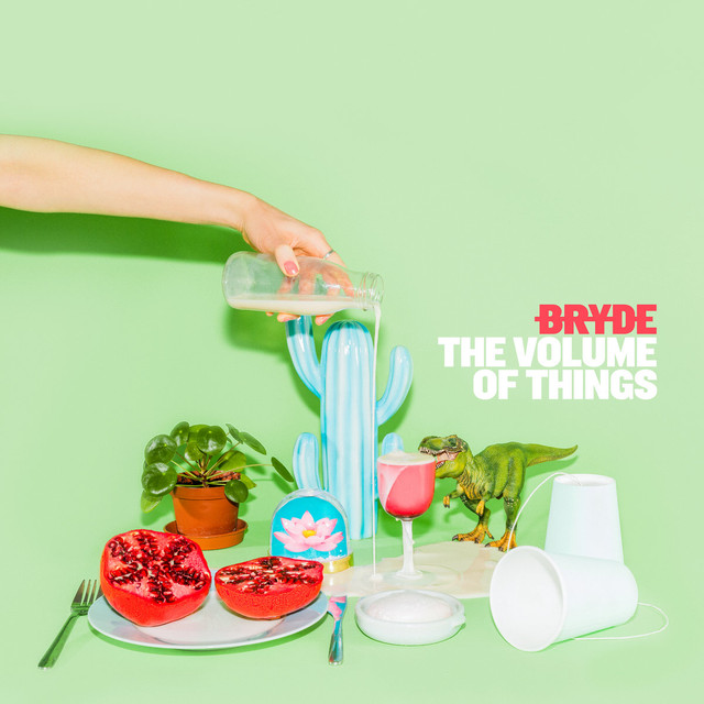 Bryde / The Volume of Things(LP)